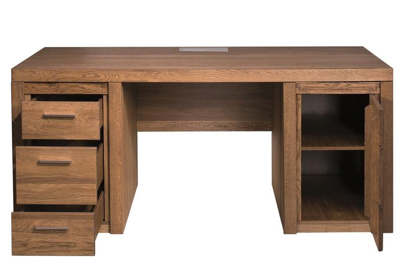 Szynaka Meble Writing Desk Velvet 37 Oak