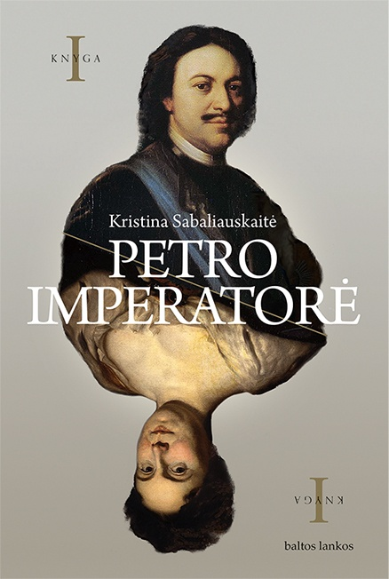 Knyga Petro imperatorė