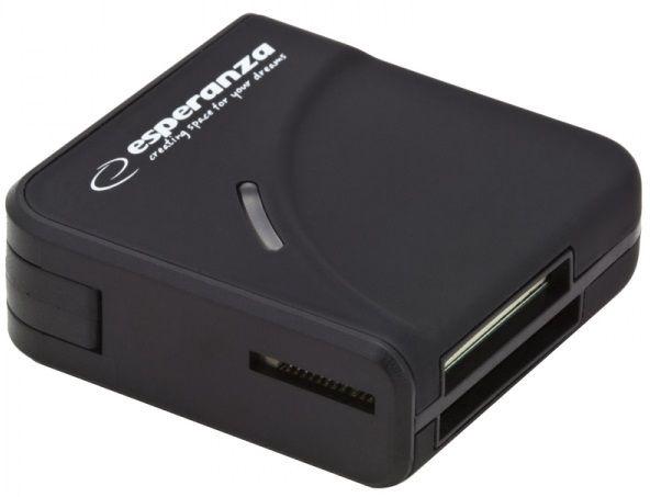 Esperanza Card Reader All in One EA130 USB 2.0