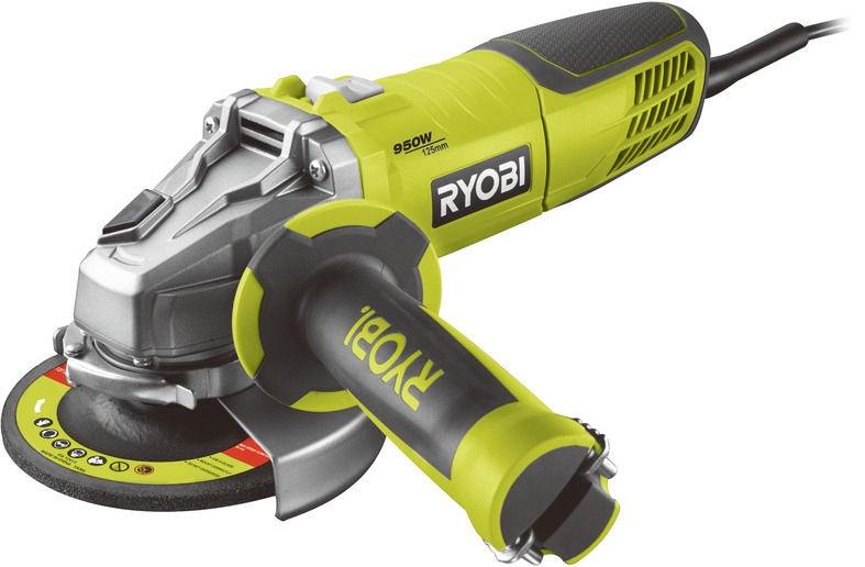 Ryobi RAG950-S125 Angle Grinder
