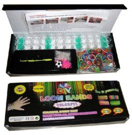 Pareto Centrs Kit For Making Bracelets Loom Band