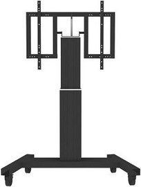 NewStar PLASMA-M2500T Flat Screen Tiltable Floor Stand Black 42-100''