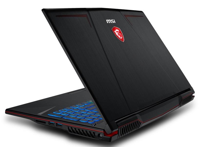 Nešiojamas kompiuteris MSI GP63 8RD-414PL Leopard