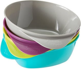 Tommee Tippee Easy Scoop Feeding Bowls 4pcs