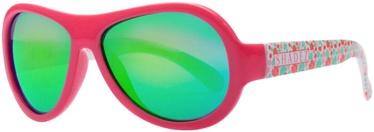 Akiniai nuo saulės Shadez Designer Leaf Print Junior Pink