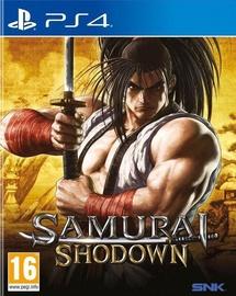 PS4 Samurai Shodown