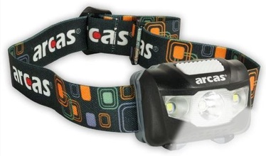 Arcas 5W Headlight LED Light 3 x R03