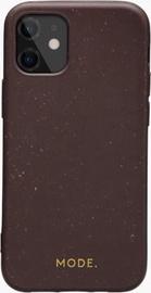 Dbramante1928 Barcelona Back Case For Apple iPhone 12 Mini Dark Chocolate