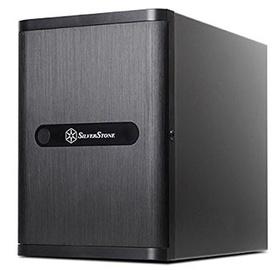 SilverStone Case Storage DS380 Black