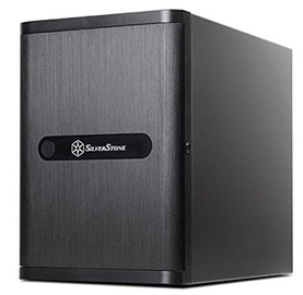 SilverStone Case Storage DS380 Black
