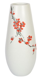 Home4you Yoko Ceramic Vase Flowers Large White
