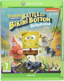 SpongeBob Square Pants Battle for Bikini Bottom Rehydrated Xbox One