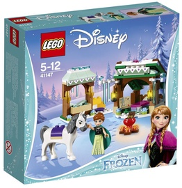 Конструктор LEGO Disney Princess Annas Snow Adventure 41147, 153 шт.