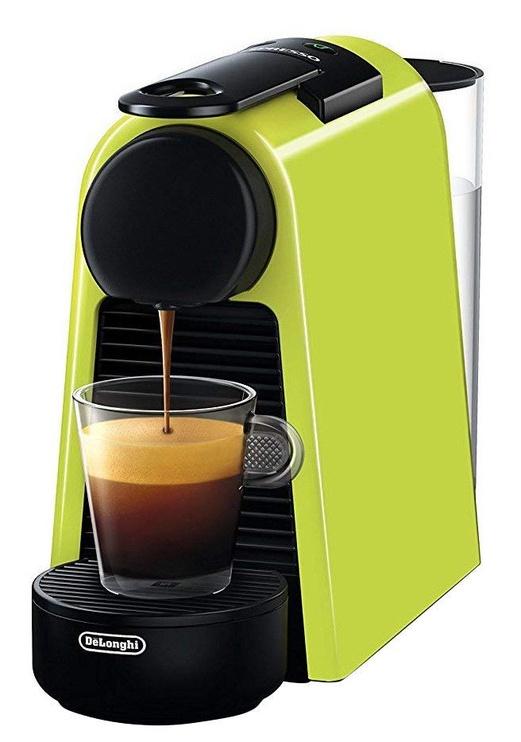 Kapsulas kafijas automāts De'Longhi EN 85.L Essenza Lemon Green