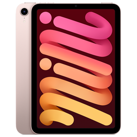 Планшет Apple iPad mini 6, розовый, 8.3″, 4GB/64GB
