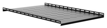 Netrack Equipment Shelf 19'' 1U/700 mm Black