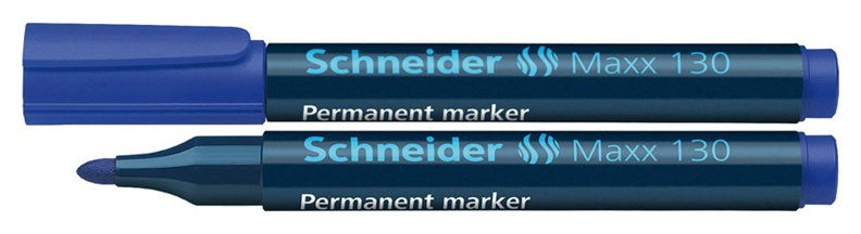 Marker Schneider Maxx 113003 sinine