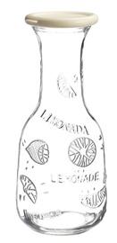 Kann Galicja Glass Bottle Clear 1l