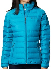 Columbia Lake 22 Down Womens Jacket 1859692462 Fjord Blue L