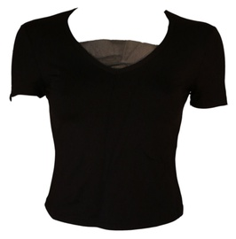 Bars Womens T-Shirt Black 140 S