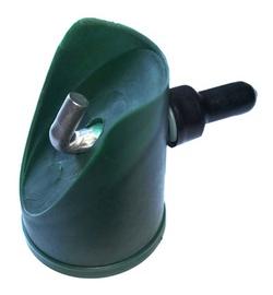 Kaldtoe kinnitusklamber poldiga D48 mm, roheline