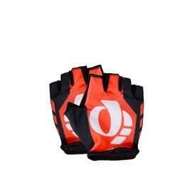 Велосипедные перчатки 620007, черный/oранжевый