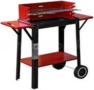 Landmann 11602 Garden Grill Black/Red