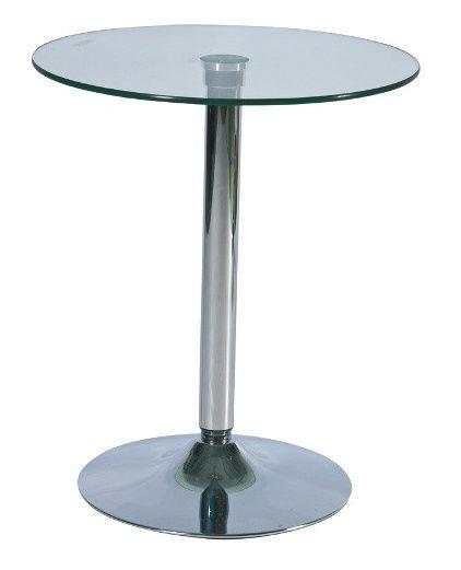 Signal Meble Bar Table B100 Glass