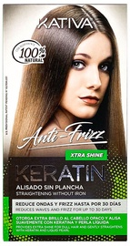 Kativa Keratin Anti-Frizz Straightening Without Iron