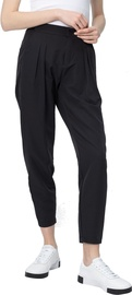 Audimas Light Stretch Fabric Trousers Black 176/M