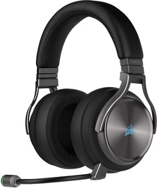 Corsair Virtuoso RGB Wireless SE Over-Ear Gaming Headset Black