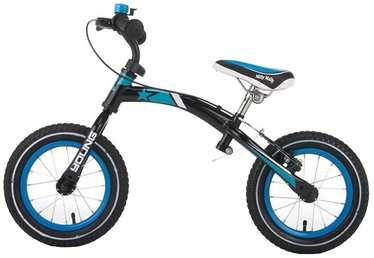 Milly Mally Young Balance Bike Turquise 0394