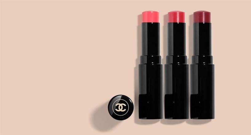Chanel Les Beiges Healthy Glow Lip Balm 3g Deep