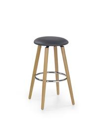 Baro kėdė H76, pilka