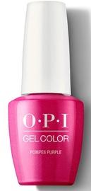 Nagu laka OPI Gel Color Pompeii Purple