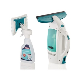 Logu tīrīšanas rīks Leifheit Dry&Clean