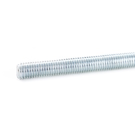 Keermelatt M10x2000 ZN tug.4,8 DIN975