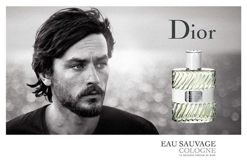 Pēc skūšanās losjons Christian Dior Eau Sauvage Spray, 100 ml