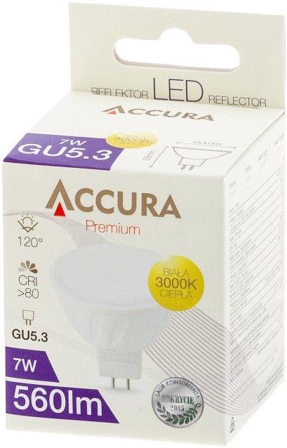Accura ACC3040 Premium GU5.3 7W