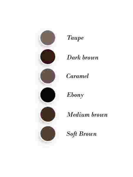 Depend Eyebrowpencil Triangular 0.3g Soft Brown