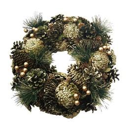 Ziemassvētku vainags Christmas Touch E581274A, 340 mm
