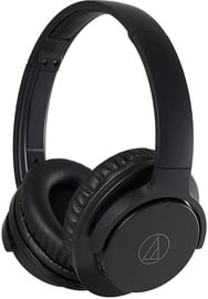 Audio-Technica ATH-ANC500BT QuietPoint Wireless Headphones Black