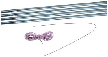 EuroTrail Aluminium Pole Set 9.5mm