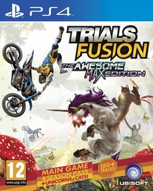 Žaidimas Trials Fusion: The Awesome Max Edition PS4