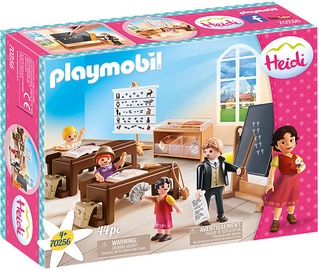 Playmobil Heidi School Lessons In Dorfli 70256