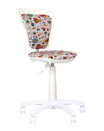 Bērnu krēsls GTS WHITE (SENC) SOVA Q
