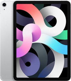 Планшет Apple iPad Air 4 10.5, серебристый, 10.9″, 3GB/256GB, 4G