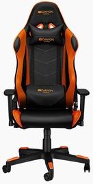Žaidimų kėdė Canyon Deimos CND-SGCH4 Black/Orange