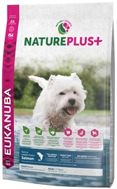 Eukanuba Nature Plus Adult Small Breed With Salmon 10kg