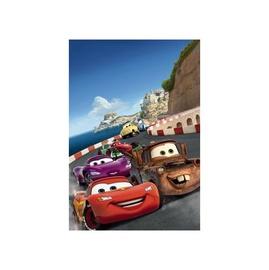 Fototapetai Komar Disney Cars Italy 1-402, 184 x 127 cm